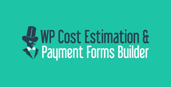 WP Cost Estimation & Payment Forms Builder 9.721 Nulled Image