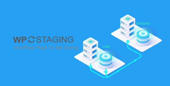 WP Staging Pro 3.1.8 Nulled - WordPress Plugin For Site Cloning Image