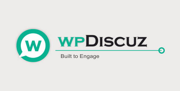 wpDiscuz 7.1.0 Nulled + Addons - WordPress Comment Plugin Image