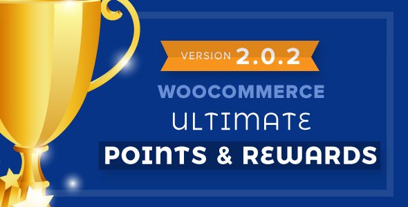 WooCommerce Ultimate Points And Rewards 2.0.13 Nulled Image